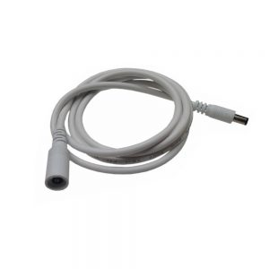 DC Jack Male to Female Extension Cable 2 Meters