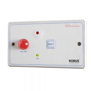 Robus TOILET ALARM kit, IP20, White