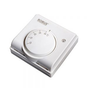 Robus THERMOSTAT 2300W, 230/240V, White