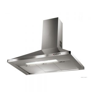 Faber Strip Chimney Extractor Hood Stainless Steel 900mm