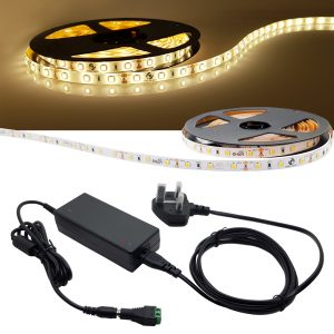 XE DIY PREMIUM LED STRIP KIT IP45 3000K WARM WHITE