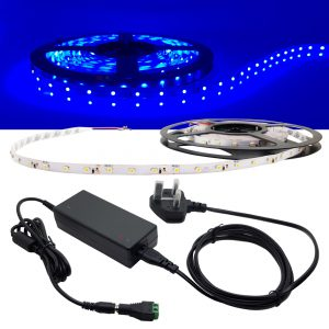 DIY Value Packages BLUE LED Strip Kit