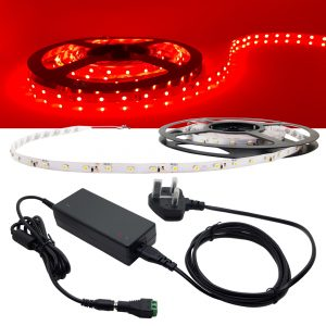 DIY Value Packages RED LED strip kit with Driver
