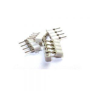 XE Female 2/4 Pin 10mm Pin Connector (5PK)