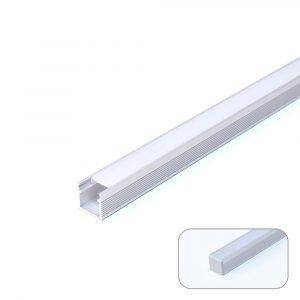 U-Line Aluminum Profile, 2 Meters