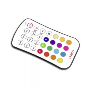 LTECH M Series RGB RF Replacement Remote
