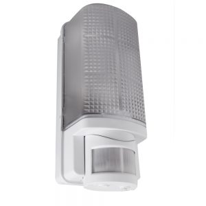 Robus WHITESTAR 60W Bulkhead with PIR