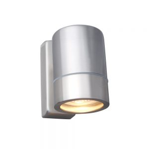 Robus-Tralee-Wall-Down-Light GU10M Stainless Steel