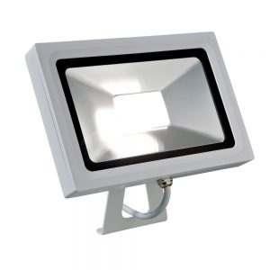 Robus MICRO ACTIVATE 20W LED flood light, White, 4000K