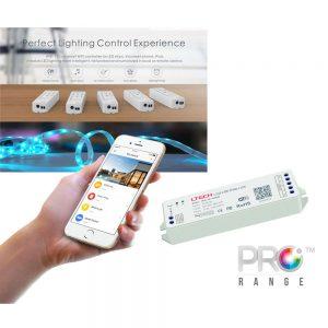 XE WiFi Series RGBW + RGB Controller 4CH x 3A