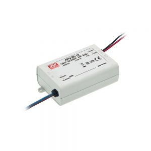 Mean Well APV 25W, 24V DC Switching LED Power Supply / Driver