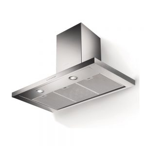 Faber Bella Box Chimney Extractor Hood Stainless Steel 600mm