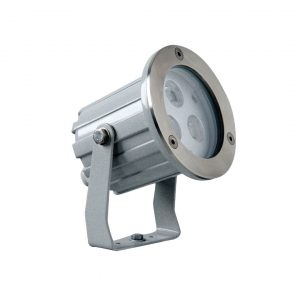 Robus TRINITY 3 IN 1 LED Spike, Ground & Wall Mount Light
