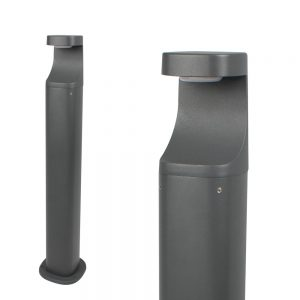 Robus-Orion-800mm-Bollard-LED dark Grey