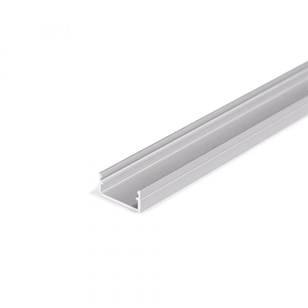 BEGTON12 Surface Aluminium Profile, 2 Meters