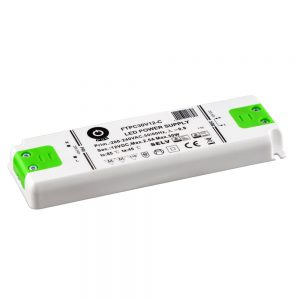 POS 30W, 24V DC LED Power Supply / Triac Dimmable Driver