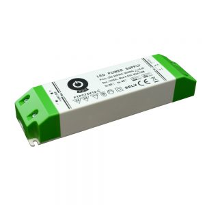 POS 75W, 24V DC LED Power Supply / Triac Dimmable Driver