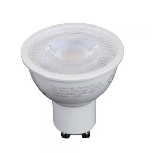 Robus DELPHI 5W LED GU10 LAMP, Dimmable