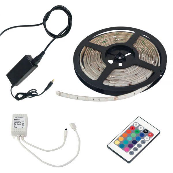 R5MSIK-RGB Robus Pulse LED Strip Kit 12V RGB