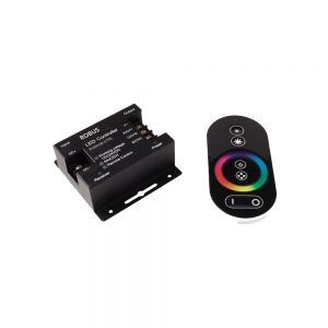 Robus VEGAS 576W controller, IP20, RGBW, with remote