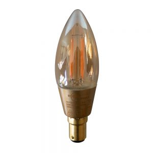 Robus Filament Candle Connect Dimmable 5W, 2000K