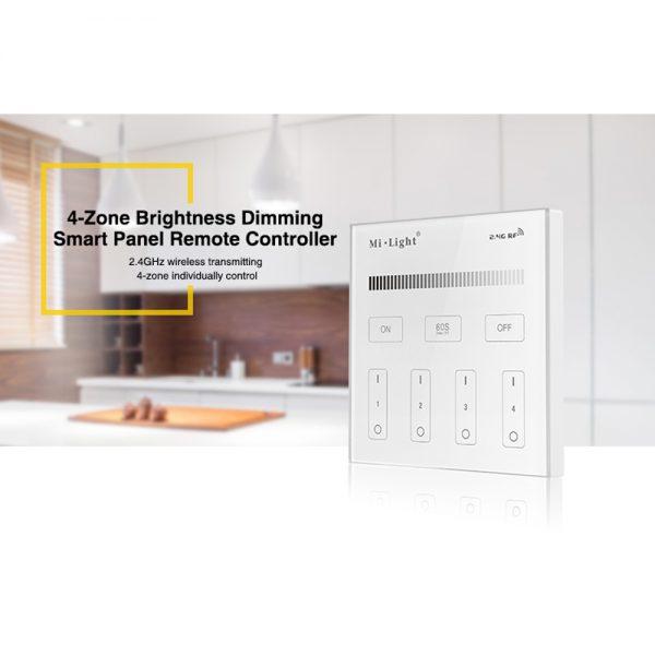 Mi-Boxer 4-Zone Brightness Dimming Smart