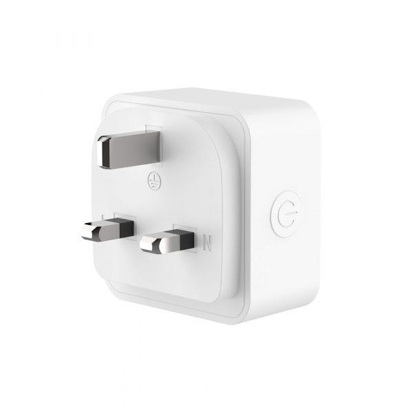 WiZ 4lite Smart Wifi Plug 13A