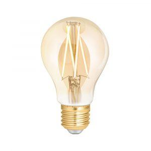WiZ 4lite GLS Vintage Smart Bulb E27, Tunable White
