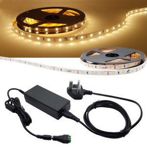 XE DIY PREMIUM LED STRIP KIT IP20 3000K WARM WHITE