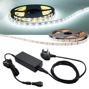 XE DIY PREMIUM LED STRIP KIT IP20 6000K Cool WHITE