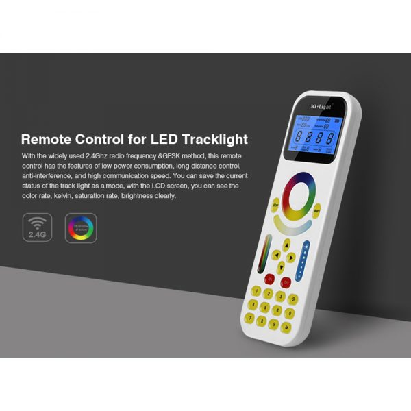 Mi-Light Remote Control for LED Tracklight