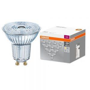 Osram PAR16 LED Base 4.3=50W 2700K GU10 (10 PK)