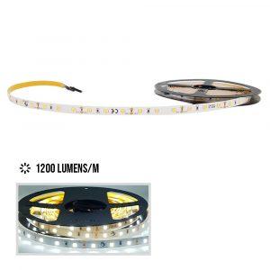 Premium 12V LED Strip Roll IP20 2835, Cool