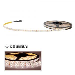 Premium 12V LED Strip Roll IP45 2835, Neutral