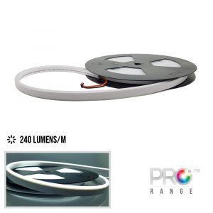 Premium 12V Neon Flex IP65, Cool White