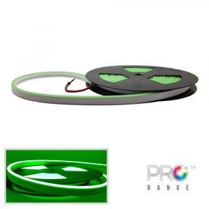 Premium 12V Neon Flex IP65, Green