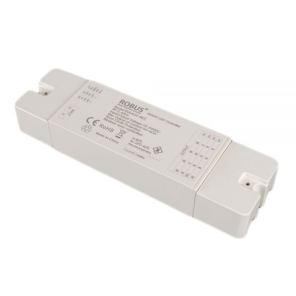 Robus Vegas 4 Channel RF LED Controller