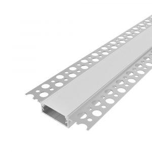 U-Line Plaster XL 180 Aluminium Profile