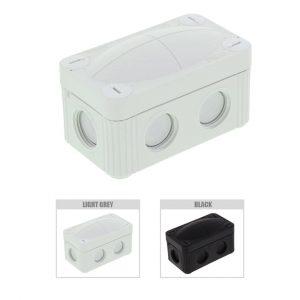 Wiska 208/5 IP66 Junction Box 85x49x51