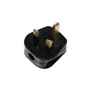 Click-31A-Fused-Plugtop-Black