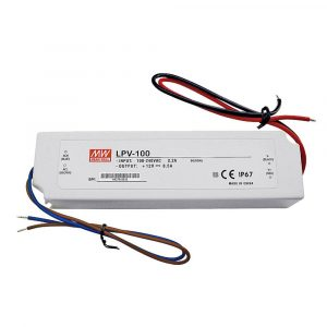 Mean Well LPV 100W Constant Voltage LED Driver