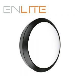 Enlite 15W Orbital Round LED Bulkhead IP66 4000K