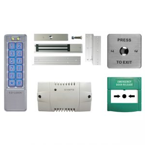 ESP EZ-LOCK PRO - Single Door Keypad Access Control Kit