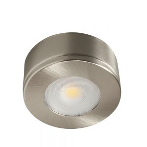 Robus COMMODORE 2.5W LED Breshed Chrome, cabinet light